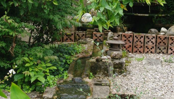 Jardin japonais alesia tourisme for Fontaine de jardin nature et decouverte