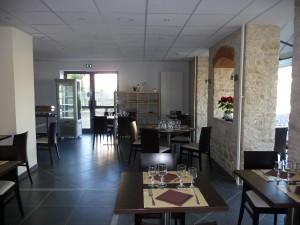 Le Trianon d'Alésia restaurant hotel venarey les laumes nid a la caille 21150
