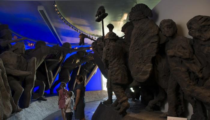 pays-alesia-seine-auxois-centre-interpretation-vll-venarey-les-laumes-museoparc-galerie-guerriers-darrautl