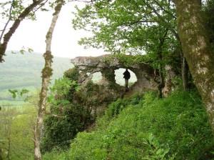 pays-alesia-seine-auxois-haute-roche-hauteroche-escalade-varape-roches-cordes-hauteroche - pierre-percee-marguerot