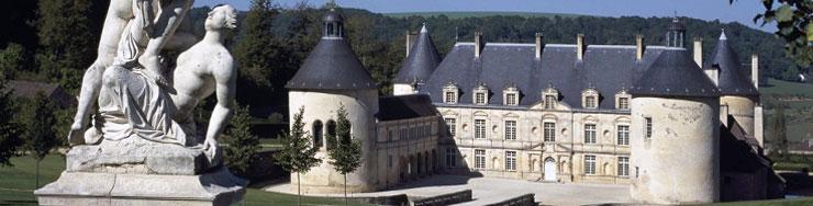 Location de salles, Château Bussy-Rabutin