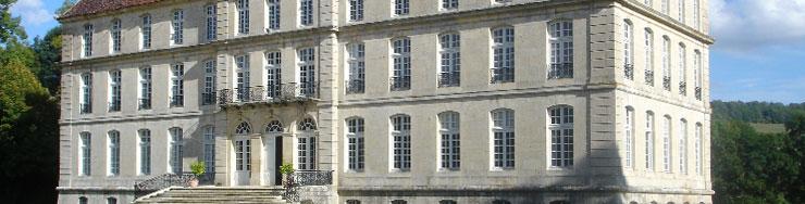 Location de salles, Château de Thenissey