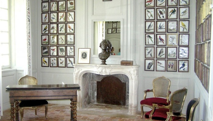 pays-alesia-seine-auxois-montbard-cabinet-de-travail-Buffon