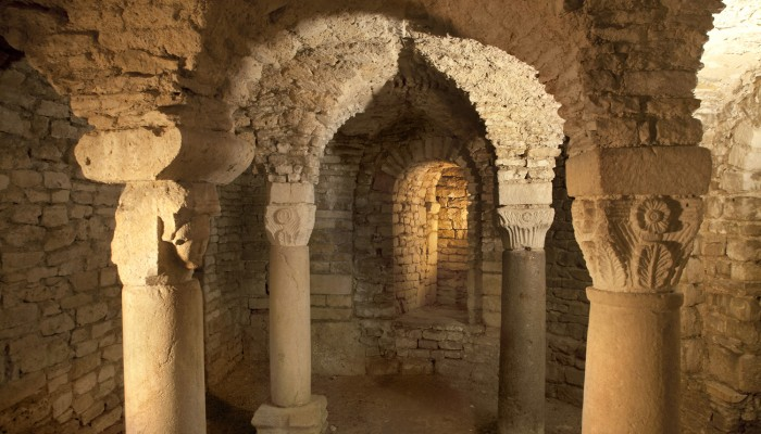 pays-alesia-seine-auxois-Abbaye-de-Flavigny-Fabrique-dAnis-Chapelle-Sainte-Reine